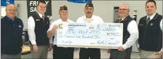Honoring Local Veterans Sanilac County News