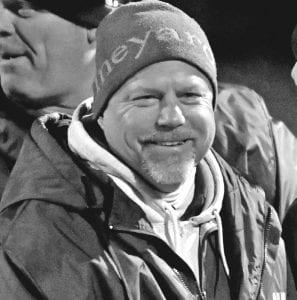 Scott Cuthrell, Cass City Coach of the Year